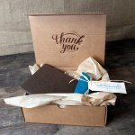 Thank You Mailer Box - 9x7.5 x 3 -Small Size