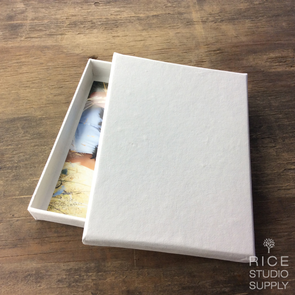 8.5 x 10.5 x 1 ARTISAN BOX - PLAIN