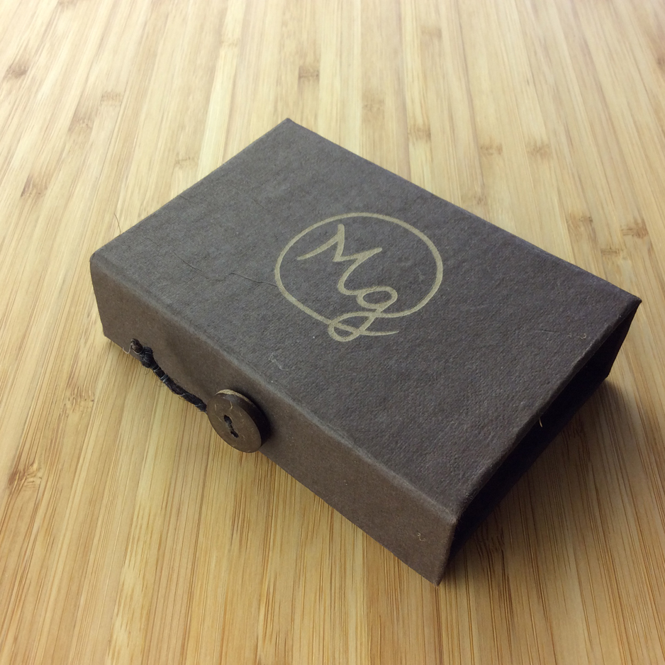 KAVA Flash Drive Box - ENGRAVING INCLUDED