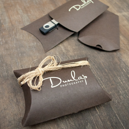 Flash Drive Pillow Pack - Cocoa