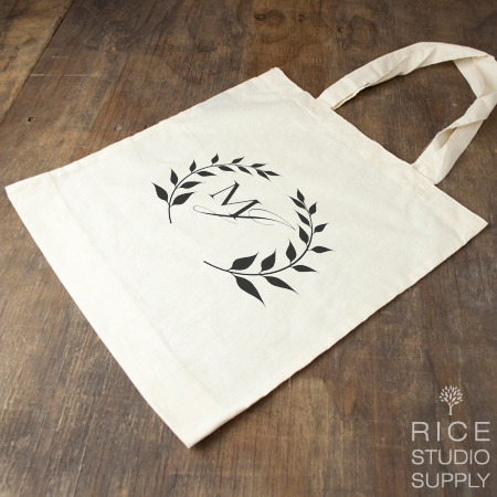 "15"" x 16"" + 4"" ECONO COTTON TOTE BAGS ( 100+ Please call us for quote)"