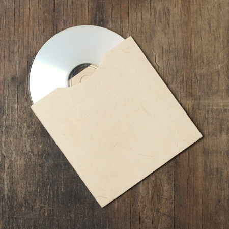 Artisan Natural CD Sleeve