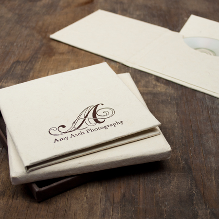 Artisan CD Folio Natural Single