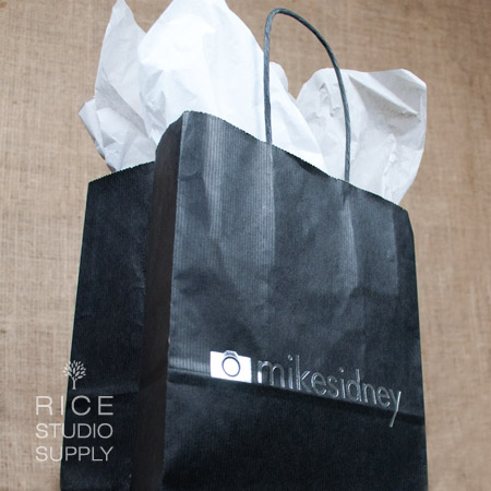 Black Shopper Bags