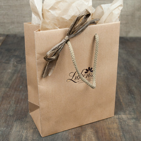 TOTE BAGS (Paper Gift Bags)
