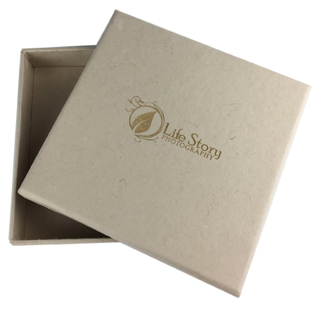 "11"" x 11"" x 1.75"" ALBUM BOX - ENGRAVED"