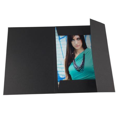 8x10 TAP Photo Case with Straigh Edge