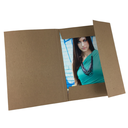 11x14 TAP Photo Case with Straight Edge in 3 different colors