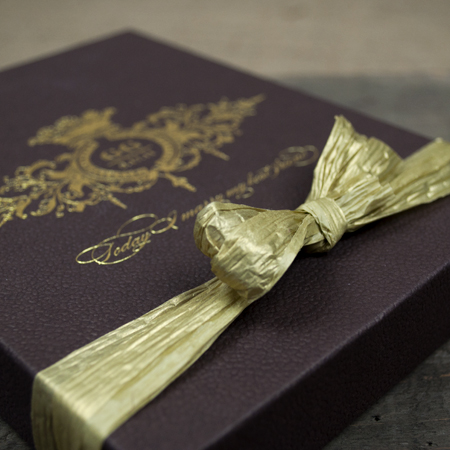 Gold Paper Ribbon