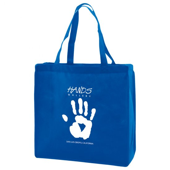 TOTE BAGS - Smaller Sizes (100 bags)