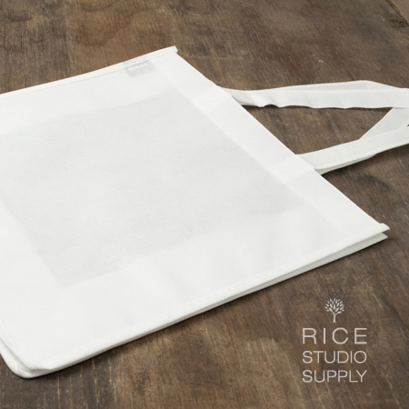 "32""x26""x4"" White Frame Bag"