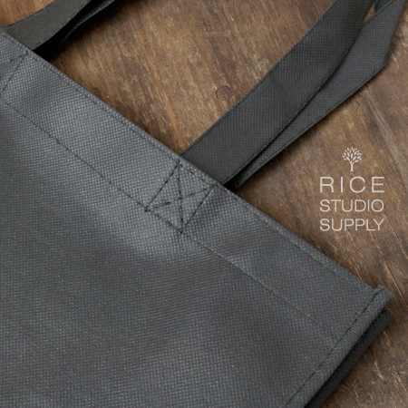 Large Tote Bags - Charcoal