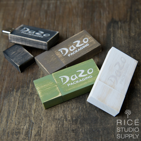 IMPRINTED VINTAGE FLASH DRIVES