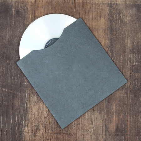 Artisan Storm Gray CD Sleeve